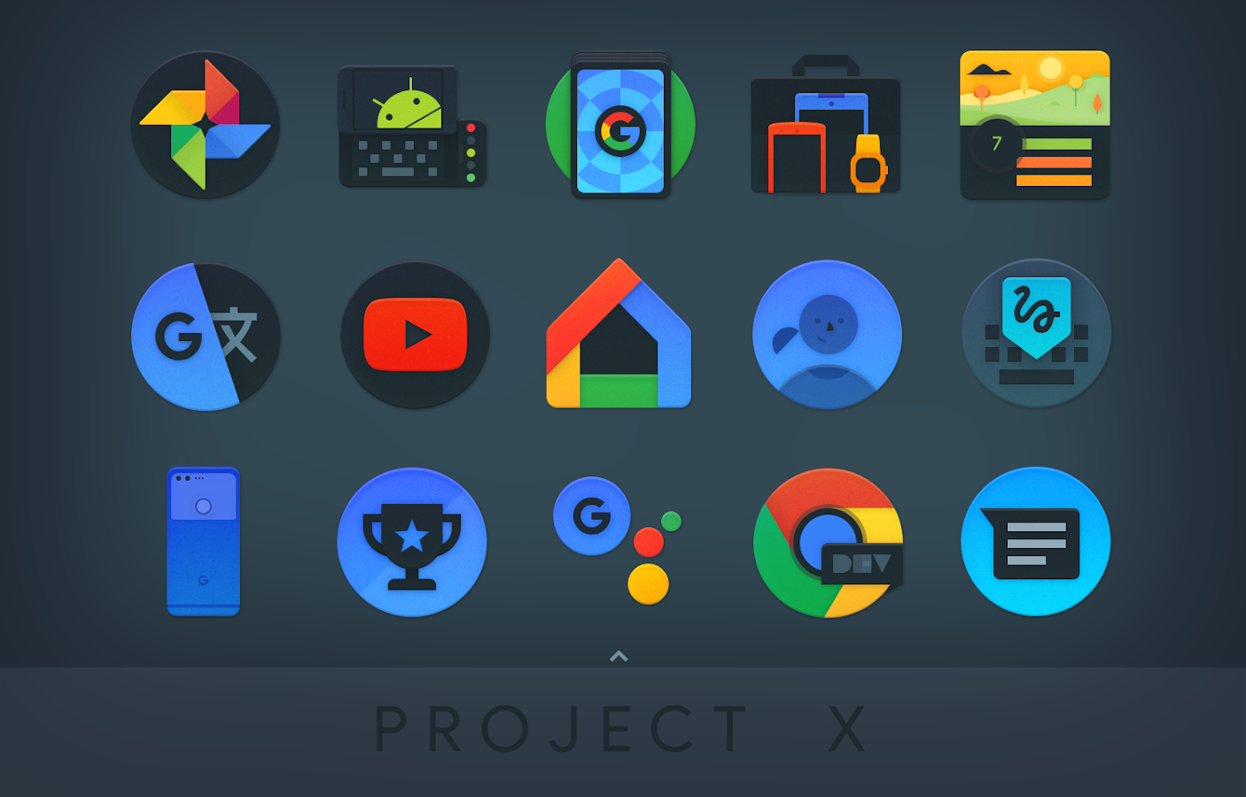 Project X Icon Pack Screenshot 8
