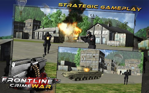 Frontline Crime War- screenshot thumbnail