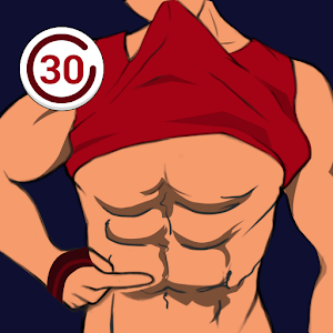 AbsWorkout - Male Fitness, Six Pack, 30 Days Plan Online PC (Windows / MAC)