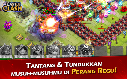 Castle Clash: Era Legenda - screenshot