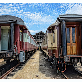 Carriage Way by Rob Vandongen - Transportation Trains (  )