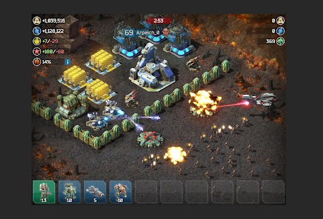 Battle for the Galaxy APK for Blackberry