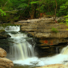 by Dana Johnson - Landscapes Waterscapes ( waterfalls, waterscape )
