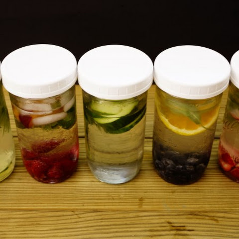 Healthy Drinks – Flavored Water