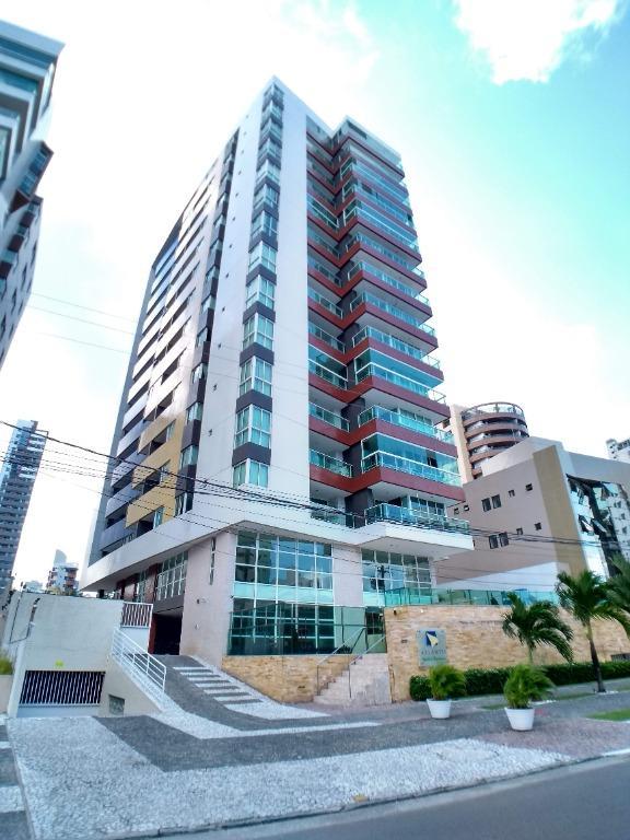 Apartamento com 3 dormitórios à venda, 82 m² por R$ 450.000 - Tambaú - João Pessoa/PB