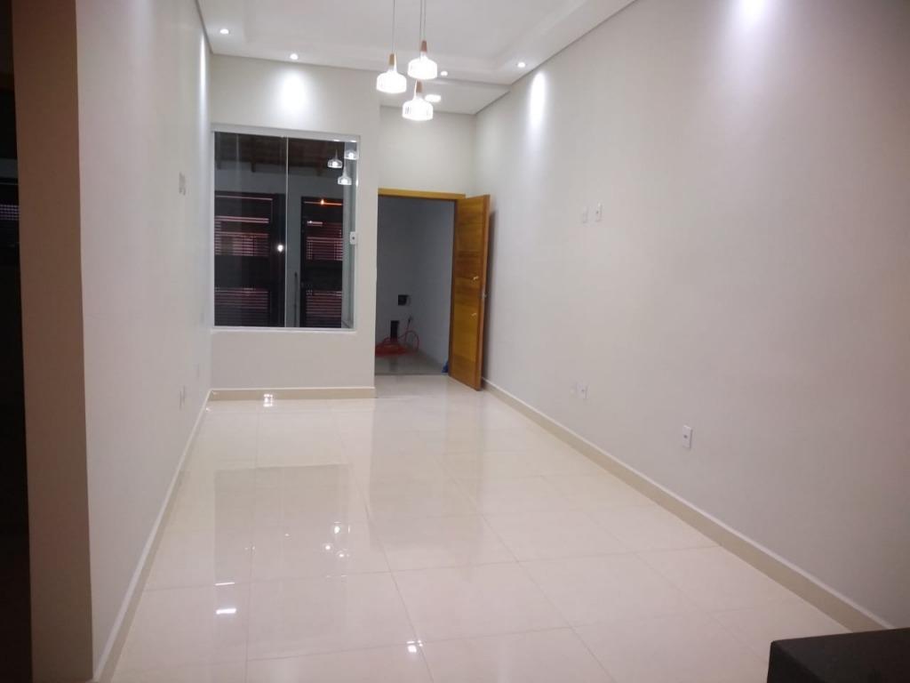 Casa Térrea Com 3 Dormitórios, Sendo 1 Suíte à Venda, 110 m² - Residencial Quinta dos Vinhedos - Bragança Paulista/SP