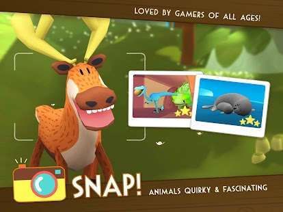 Snapimals: Discover Animals APK for Bluestacks
