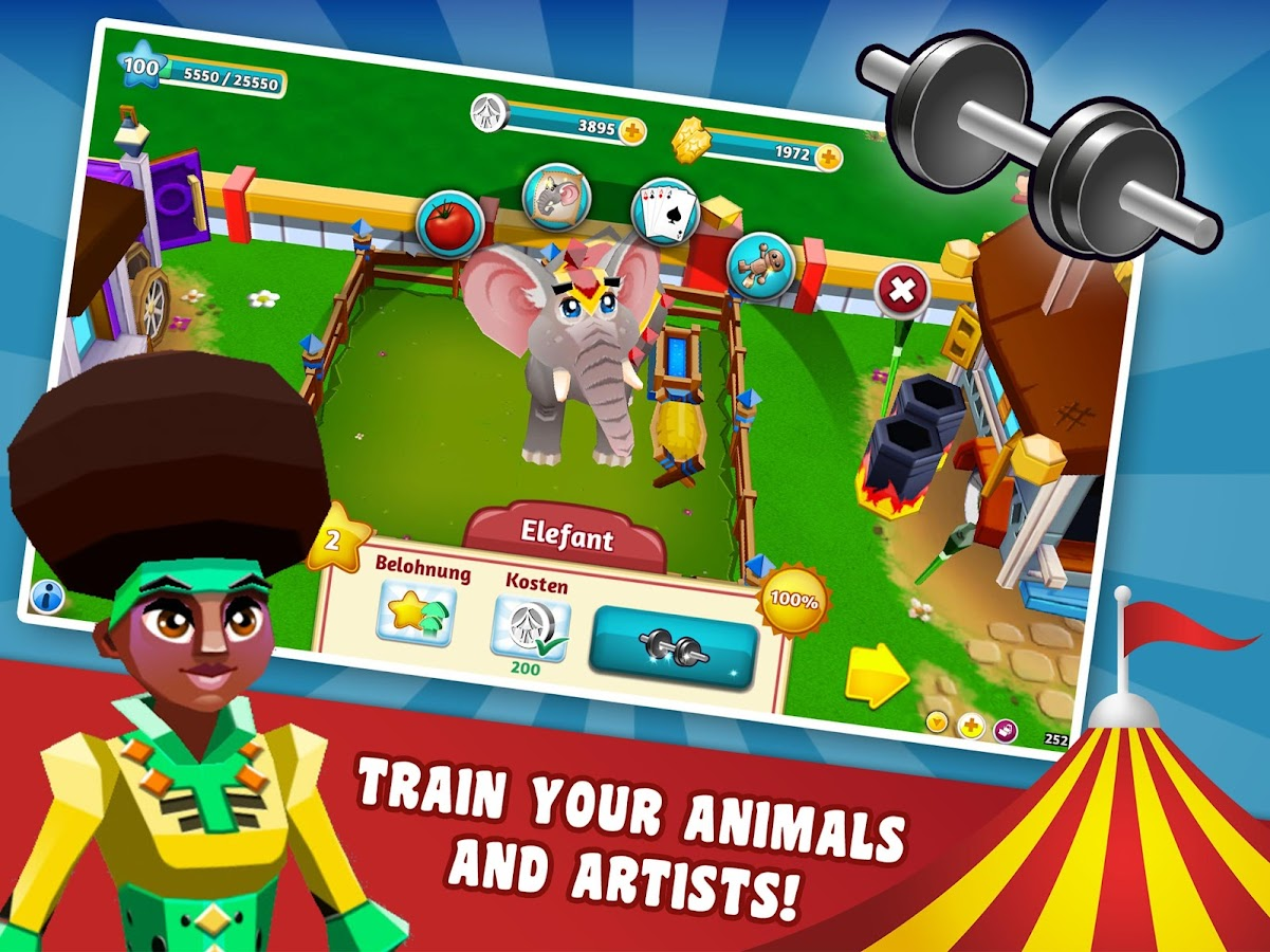 My Free Circus Screenshot 5
