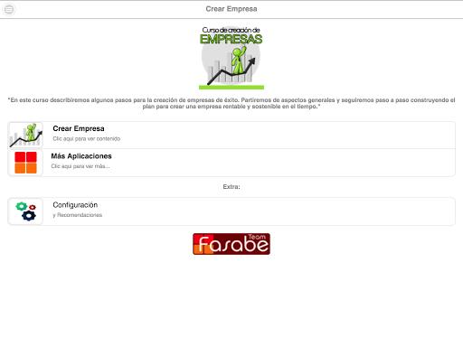 Curso de Creación de Empresas screenshot 9