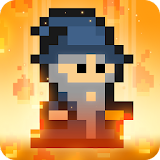 Pixel Wizard Adventures 2D Apk Download Free for PC, smart TV