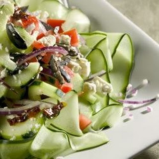 Mediterranean Greek Salad