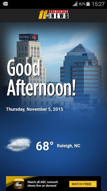 ABC11 Raleigh-Durham screenshots