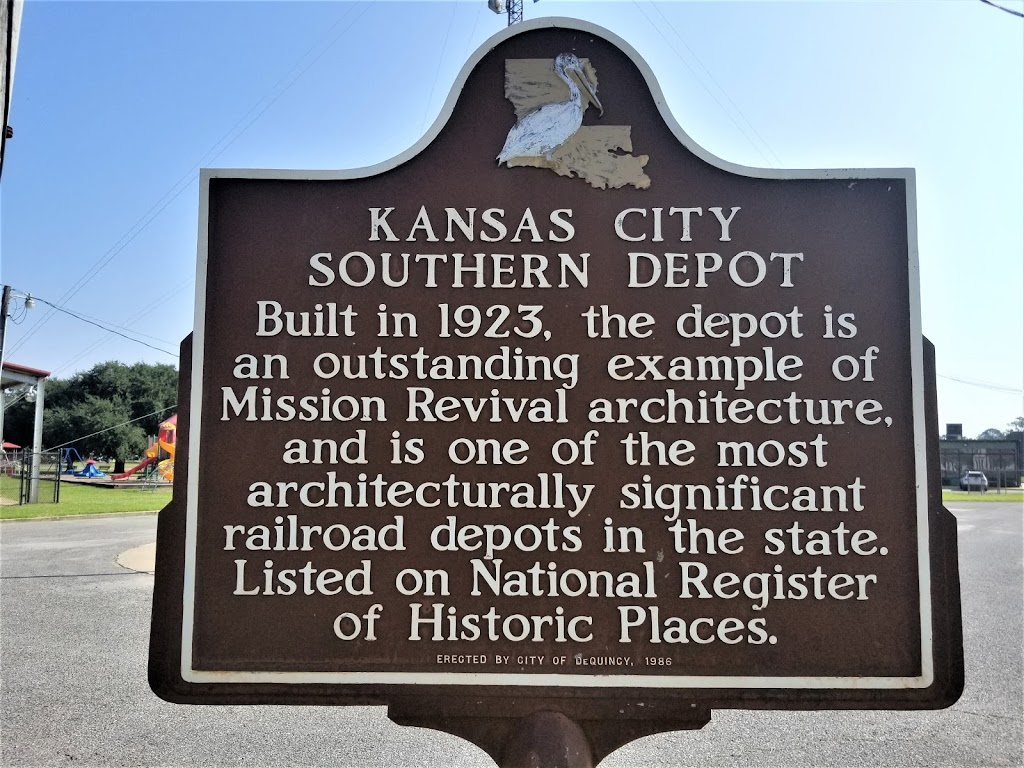 Built in 1923, the depot is an outstanding example of Mission Revival architecture, and is one of the most architecturally significant railroad depots in the state. Listed on National Register of ...