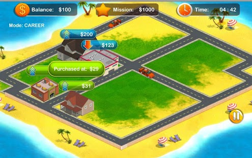 Township Estate Trading - screenshot