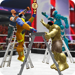 Tag Team Superhero Ladder Wrestling Tournament For PC (Windows & MAC)