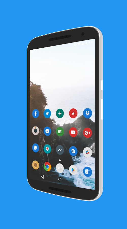 Celandia Icon Pack Screenshot 2