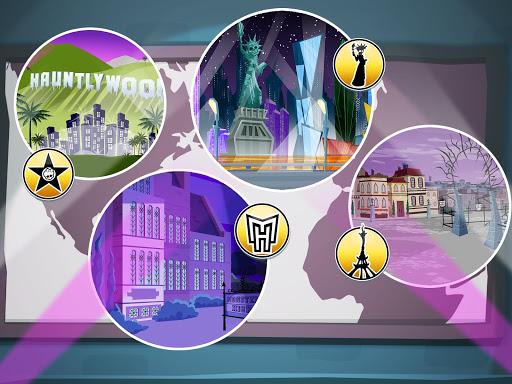 Monster High Frightful Fashion - screenshot