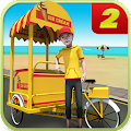 APK Game Beach Ice Cream Delivery 2 for BB, BlackBerry