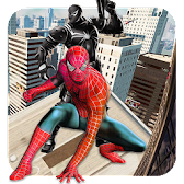 Super Spider Hero Anti Terrorist Battle: Spider 3D APK Icon