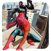Game Super Spider Hero Anti Terrorist Battle: Spider 3D apk for kindle fire