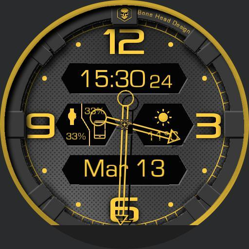 WatchMaker Premium Watch Face Screenshot 13