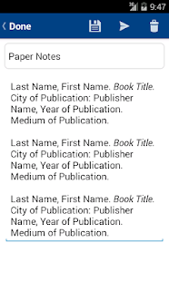 Steps for creating an mla formating research paper