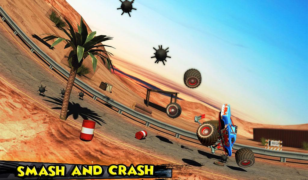 Monster Truck Rider 3D Screenshot 14
