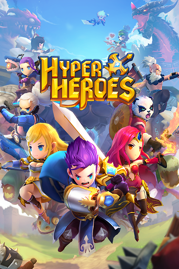 Hyper Heroes Screenshot 5
