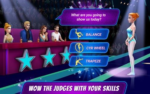 Acrobat Star Show - Show 'em what you got!