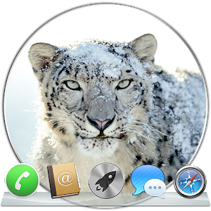 Download Snow Leopard Theme for PC