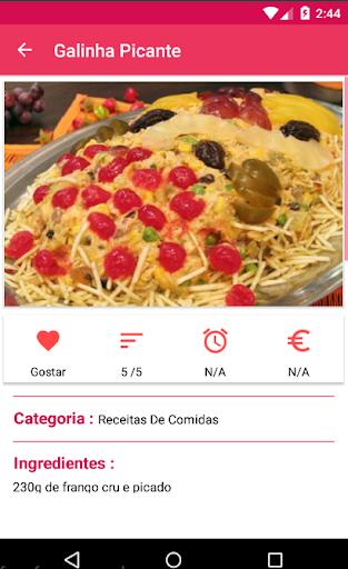 Receitas De Comidas screenshot 7