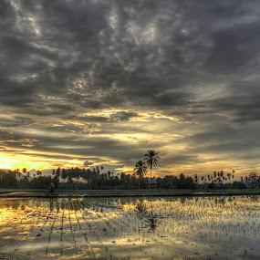 by Badrun Black - Landscapes Sunsets & Sunrises