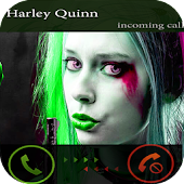 App Fake Call from Harley Quin apk for kindle fire