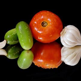 Veg time by SANGEETA MENA  - Food & Drink Fruits & Vegetables