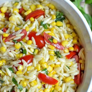 Orzo Corn Salad Recipes