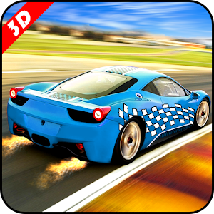 Conquer the race tracks of Real Fast Car Race with high drift racing skills. APK Icon