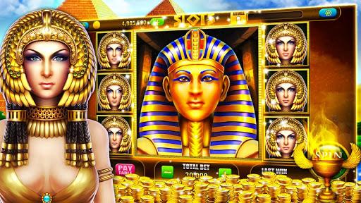 Slots: Pharaoh Slot Machines - screenshot