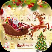 Free Merry Christmas 2017 Theme APK for Windows 8