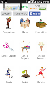 English Vocabulary In Use - screenshot