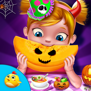 Happy Halloween Party For Kids