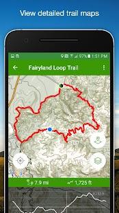 App AllTrails - Hiking & Biking APK for Windows Phone