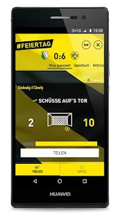 Borussia Dortmund Screenshot