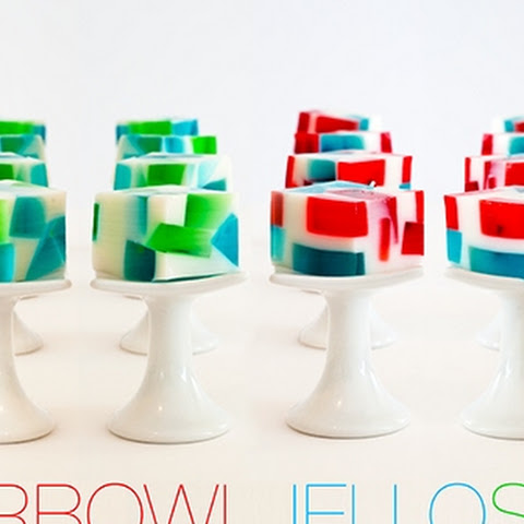 Super Bowl Jello Shots