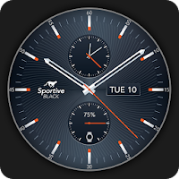 Sportive Watch Face For PC (Windows And Mac)