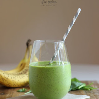 Spinach Flax Smoothie Recipes