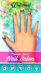 Princess Kim's Nail Salon - screenshot