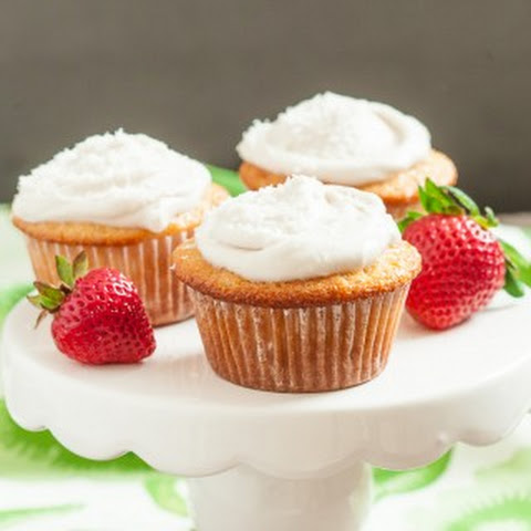 One Bowl Yum-Yum Cupcakes (oil and dairy free!)