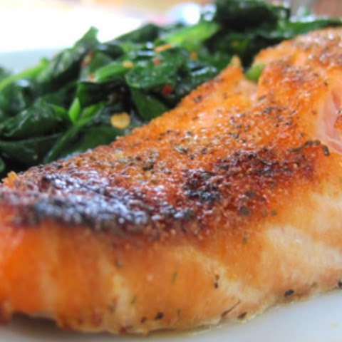 World's Best and Easiest Salmon