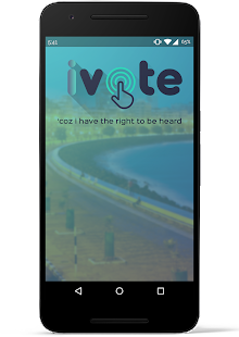 iVote - Raise Your Voice - screenshot