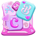 Sweet Love Keyboard Design for Lollipop - Android 5.0